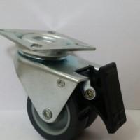 唯信脚轮2寸双轮 冰箱底座专用脚轮 周转车脚轮 质量保障