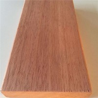 九鼎木业 景观施工用柳桉木 户外柳桉防腐木材 马来西亚红柳桉木