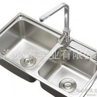 尾货清仓7540旺事达水槽洗涤槽双槽菜盆直销一件代发