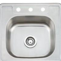 UD5351(2120) 欧洲款,美式水槽,厨房不锈钢洗涤槽