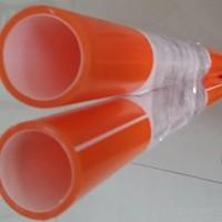 直销 高质量通讯硅心管材 **hdpe硅心管 各种穿线 .穿电缆用管材 质量保证 价格合理