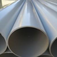 PVC-U管抗腐蚀pvcu低压灌溉管材upvc价格低无毒无味pvcu环保制品
