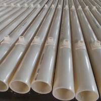厂家批发 新型环保耐腐蚀ABS化工管 ABS加药管 ABS曝气管 DN80 φ90价格 污水处理厂曝气池底专用ABS管材